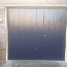 Easyport garagedeur van Novoferm (kanteldeur)